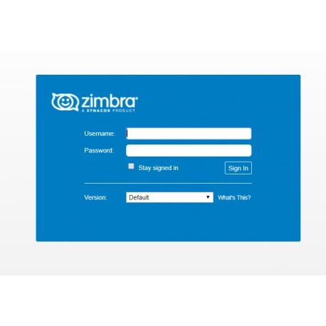 Unlimited Zimbra Webmail - Full DKIM, SPF, Private Domain, Private IP