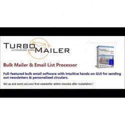 Turbo Mailer License