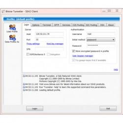 10 SSH USA ( IP CLEAR )