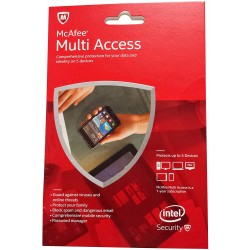 McAfee multi access- Internet Security Lifetime