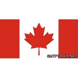 500,000 Canada Emails
