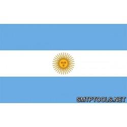 500,000 Argentina Emails