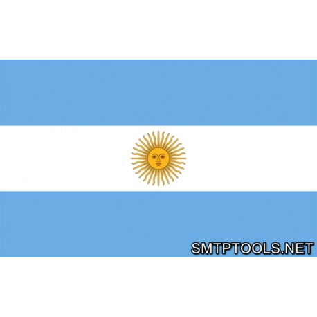 500,000 Argentina Email leads 2021