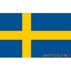 500,000 Sweden Emails