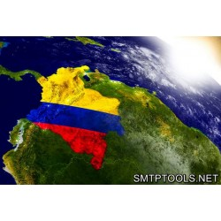 500,000 Colombia Emails