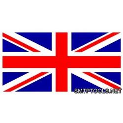 500,000 United Kingdom Emails