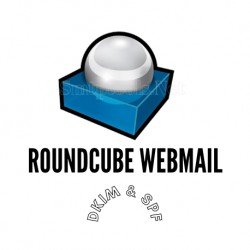 Roundcube Webmail - Full DKIM, SPF, Private Domain, Private IP